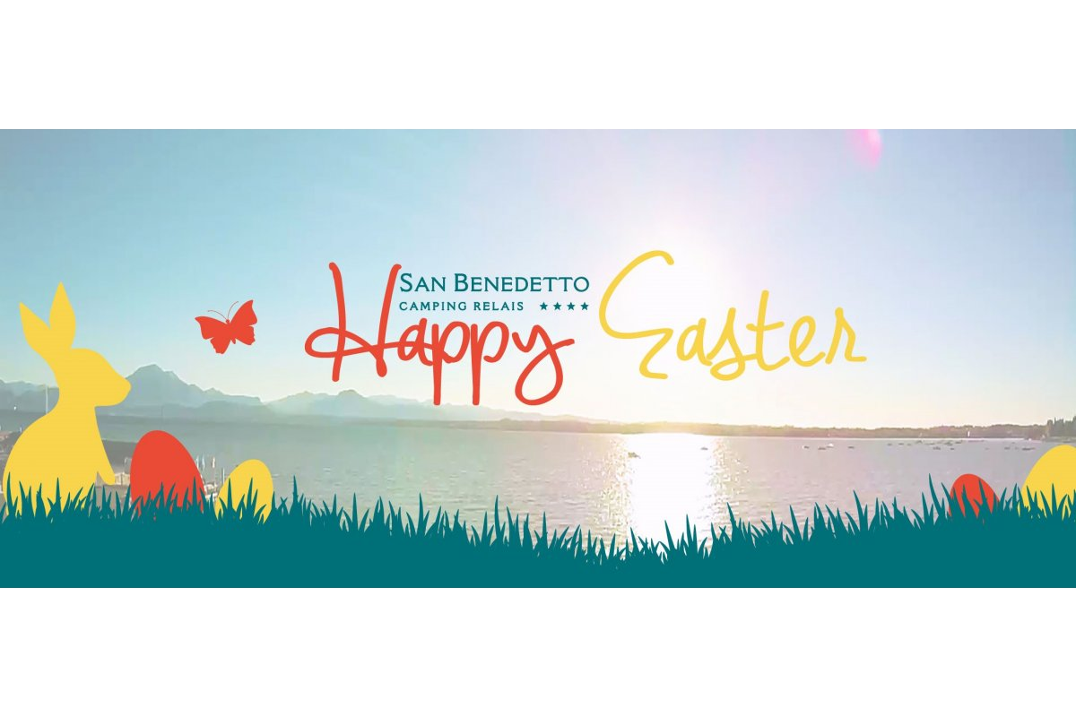 Frohe Ostern von San Benedetto Camping Relais